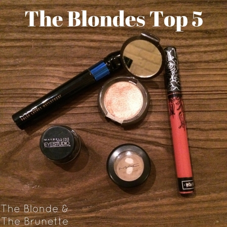 The Blondes Top 5-2